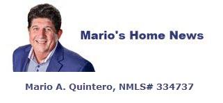 Mario's Home News Logo